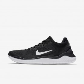 N1057 รองเท้าวิ่ง Nike Free RN 2018-Black/White