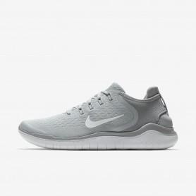 N1059 รองเท้าวิ่ง Nike Free RN 2018-Wolf Grey