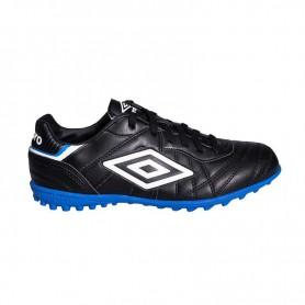 U1073 รองเท้าฟุตบอล รองเท้า 100 ปุ่ม UMBRO SPECIALI ETERNAL CLUB TF -สีดำ/ขาว