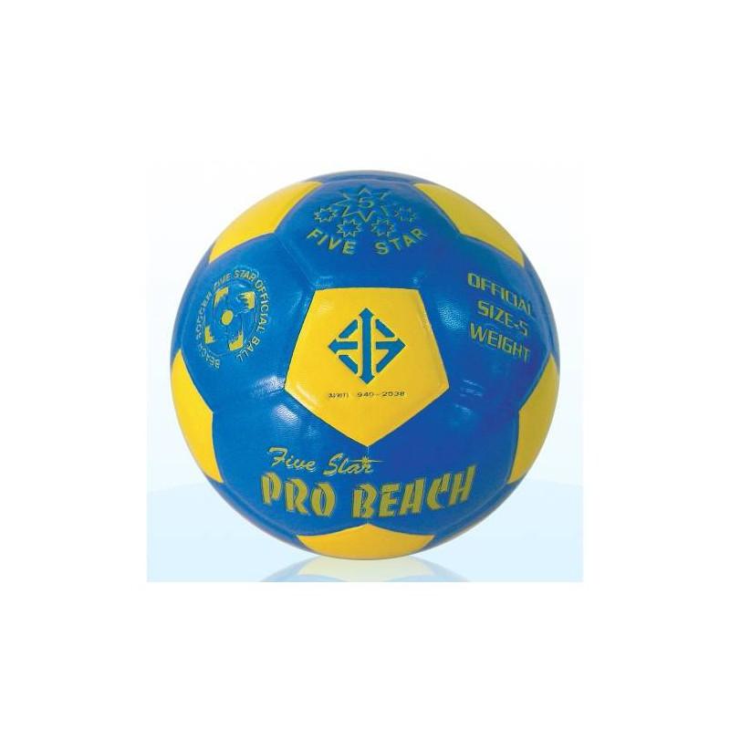 F0127ลูกฟุตบอลชายหาด ไฟว์สตาร์ โปรบีช