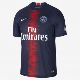 N1074 เสื้อฟุตบอล NIKE Paris saint germain stadium home 2018/19 - ชุดเหย้า ของแท้