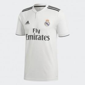 A1075 เสื้อฟุตบอล ADIDAS REAL MADRID HOME REPLICA JERSEY 2018/19 - ชุดเหย้า ของแท้