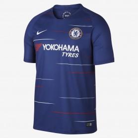 N1077 เสื้อฟุตบอล NIKE Chelsea FC Stadium Home 2018/19 - ชุดเหย้า ของแท้