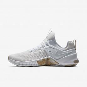 N1082 รองเท้า Training Nike Free x Metcon-White/Pale Grey