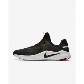 N1083 รองเท้า Training Nike Free TR V8-Black/Red Blaze