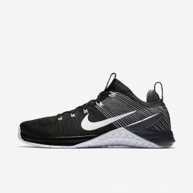 N1084 รองเท้า Training Nike Metcon DSX Flyknit 2-Black/Dark Grey