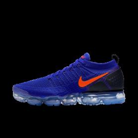 N1092 รองเท้าวิ่ง Nike Air VaporMax Flyknit 2-RACER BLUE