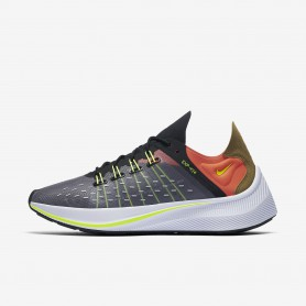 N1095 รองเท้า Nike EXP-X14-Black/Total Crimson