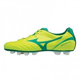 **รอสรุปราคา**M1103 รองเท้าฟุตบอล รองเท้าสตั๊ด MIZUNO MONARCIDA 2 JAPAN -สีเขียวมะนาว