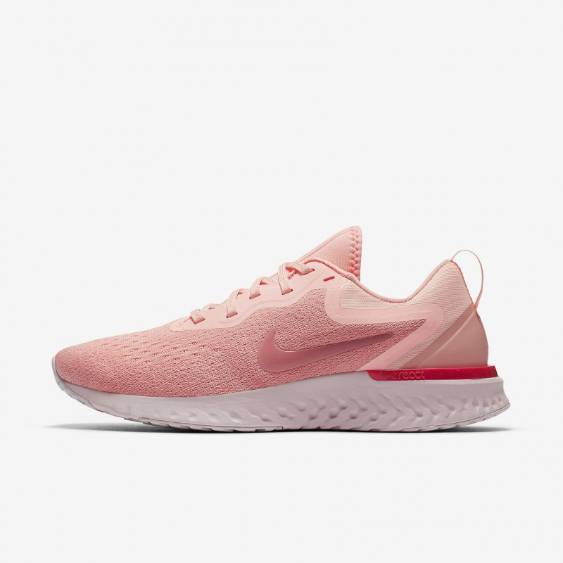 N1116 รองเท้าวิ่ง ผู้หญิง Nike Odyssey React-Oracle Pink