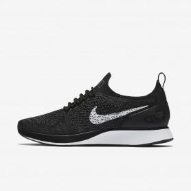 N1117 รองเท้า ผู้หญิง Nike Air Zoom Mariah Flyknit Racer-Black/Dark Grey