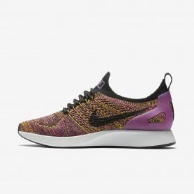 N1119 รองเท้า ผู้หญิง Nike Air Zoom Mariah Flyknit Racer-Black/Fuchsia Glow