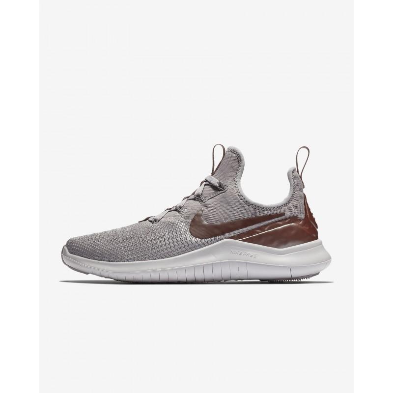 N1121 รองเท้าเทรนนิ่ง ผู้หญิง Nike Free TR 8 LM-Atmosphere Grey
