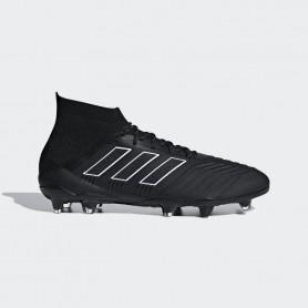 A1127 รองเท้าฟุตบอล รองเท้าสตั๊ด ADIDAS Predator 18.1 FG -Black/White