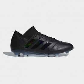 A1128 รองเท้าฟุตบอล รองเท้าสตั๊ด ADIDAS Nemeziz 18.1 FG -Black/White