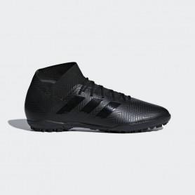 A1136 รองเท้าฟุตซอล ADIDAS Nemeziz Tango 18.3 TR-Black/White