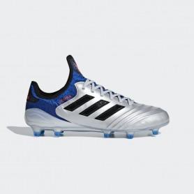 A1148 รองเท้าฟุตบอล รองเท้าสตั๊ด ADIDAS COPA 18.1 FG -Silver/Black/Blue