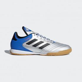 A1153 รองเท้าฟุตซอล ADIDAS Copa Tango 18.3 IN-Silver/Black/Blue