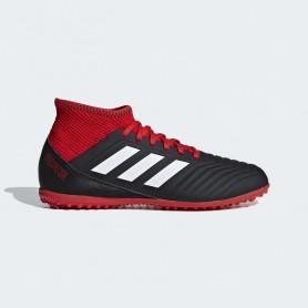 A1156 รองเท้าฟุตบอล100 ปุ่มเด็ก สนามหญ้าเทียม ADIDAS Predator Tango 18.3 JR. TF-Black/White/Red
