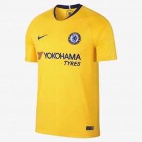 N1063 เสื้อฟุตบอล NIKE Chelsea FC Stadium Away 2018/19 - ชุดเยือน ของแท้