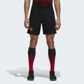 A1065 กางเกงฟุตบอล ADIDAS Manchester United Home Shorts 2018/19 -ของแท้