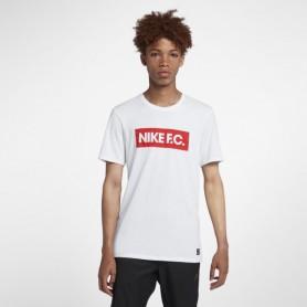 N1191 เสื้อยืด Nike F.C. Dri-FIT-White