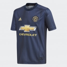 A1209 เสื้อฟุตบอลเด็ก ADIDAS Manchester United Replica Third Jersey-ของแท้