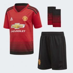 A1210 ชุดเซตฟุตบอลเด็กเล็ก adidas Manchester United Home Mini Kit