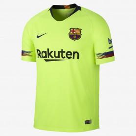 N1217 เสื้อฟุตบอล NIKE Barcelona Stadium Away 2018/19 - ชุดเยือน ของแท้
