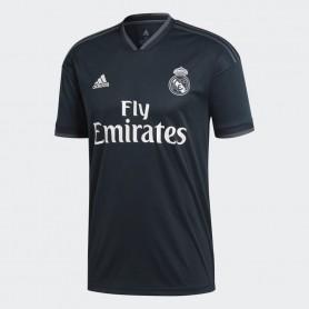 A1219 เสื้อฟุตบอล ADIDAS REAL MADRID Away Jersey 2018/19 - ชุดเยือน ของแท้