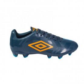 U1220 รองเท้าฟุตบอล รองเท้าสตั๊ด UMBRO Veloce 4 fg-สีน้ำเงิน