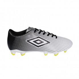 U1221 รองเท้าฟุตบอล รองเท้าสตั๊ด UMBRO Aurora 2 FG-สีขาว