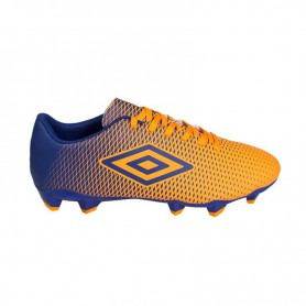 U1222 รองเท้าฟุตบอล รองเท้าสตั๊ด UMBRO UMBRO Aurora 2 FG-สีเหลือง/ม่วง