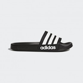 A1224 รองเท้าแตะ Adidas Adilette Cloudfoam Slides-Black/White