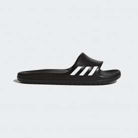 A1226 รองเท้า ผู้หญิง Adidas Aqualette Slides-Black/White