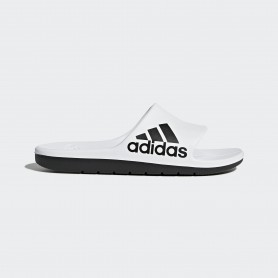 A1227 รองเท้าแตะ Adidas Aqualette Cloudfoam Slides-white