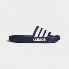 A1229 รองเท้าแตะ Adidas Adilette Cloudfoam Slides-Navy