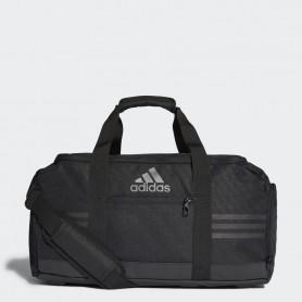 A1232 กระเป๋า Adidas 3-Stripes Performance Team Bag Small-BLACK