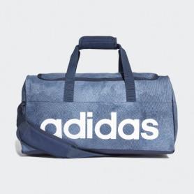 A1243 กระเป๋า Adidas Linear Performance Duffel Bag Small-Raw Steel