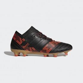A0021 รองเท้าฟุตบอล รองเท้าสตั๊ด ADIDAS Nemeziz 17.1 FG -Black/Red