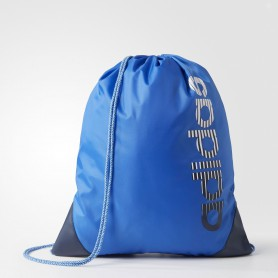A0192 กระเป๋า adidas NEO LOGO GYM SACK - Blue