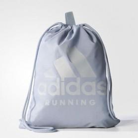 A0194 กระเป๋า adidas RUNNING GYM BAG -LGTGRE