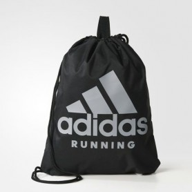 A0195 กระเป๋า adidas RUNNING GYM BAG -Black