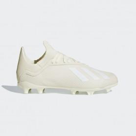 A1644 รองเท้าฟุตบอล รองเท้าสตั๊ดเด็ก ADIDAS X 18.3 JR. FG -OFF WHITE / FTWR WHITE / CORE BLACK