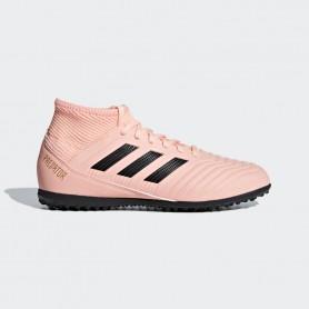 A1660 รองเท้าฟุตบอล100 ปุ่มเด็ก สนามหญ้าเทียม ADIDAS Predator Tango 18.3 JR. TF-Clear Orange/Core Black/Trace Pink