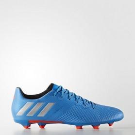 A0216 รองเท้าฟุตบอล รองเท้าสตั๊ด ADIDAS MESSI 16.3 FG - Blue/Matte Silver