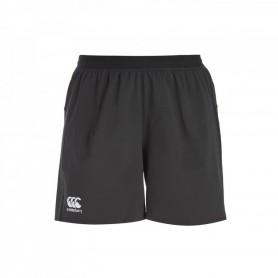 C1709 กางเกงรักบี้ Canterbury Tournament Shorts-Black