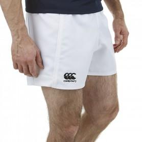 C1710 กางเกงรักบี้ Canterbury Advantage shorts - White