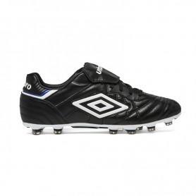 U1744 รองเท้าฟุตบอล รองเท้าสตั๊ด UMBRO Speciali Eternal Pro HG -Black