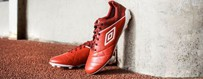 รองเท้าฟุตบอล Umbro แบรนด์รองเท้าฟุตบอลจากเกาะอังกฤษ